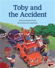 Toby and the Accident - 9780170328425