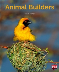 Animal Builders - 9780170328463