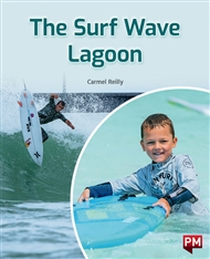 The Surf Wave Lagoon - 9780170328470