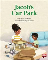 Jacob's Car Park - 9780170328494