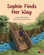 Sophie Finds her Way - 9780170328500