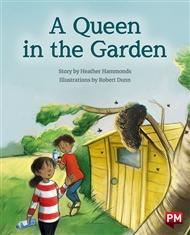 A Queen in the Garden - 9780170328517