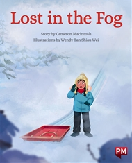 Lost in the Fog - 9780170328531