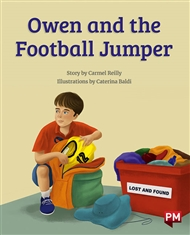 Owen and the Football Jumper - 9780170328562