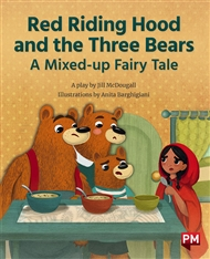 Red Riding Hood and the Three Bears - 9780170328579