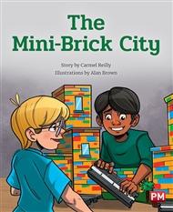The Mini-Brick City - 9780170328678