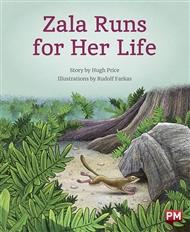 Zala Runs for her Life - 9780170328708