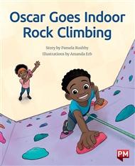 Oscar Goes Indoor Rock Climbing - 9780170328739
