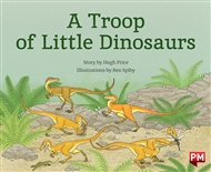 A Troop of Little Dinosaurs - 9780170328746