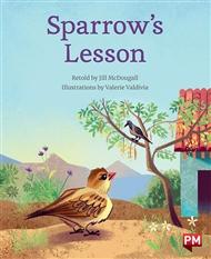 Sparrow's Lesson - 9780170328753