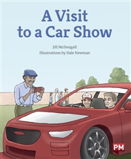 A Visit to a Car Show - 9780170328760