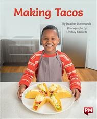 Making Tacos - 9780170328777