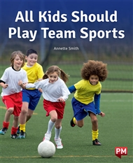 All Kids Should Play Team Sports - 9780170328784