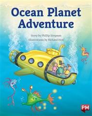 Ocean Planet Adventure - 9780170328807