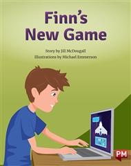 Finn's New Game - 9780170328814