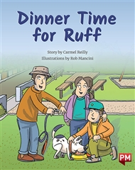 Dinner Time for Ruff - 9780170328845