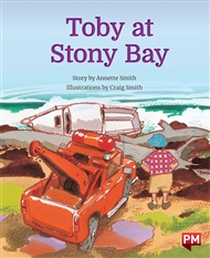 Toby at Stony Bay - 9780170328869