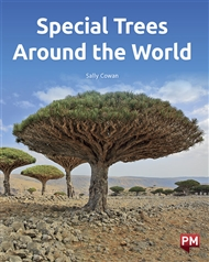 Special trees around the world - 9780170328890