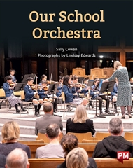 Our School Orchestra - 9780170328906