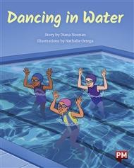 Dancing in Water - 9780170329002