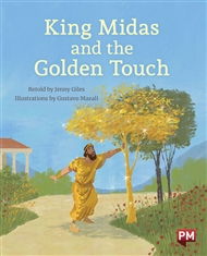 King Midas and the Golden Touch - 9780170329064