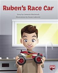 Ruben's Race Car - 9780170329071
