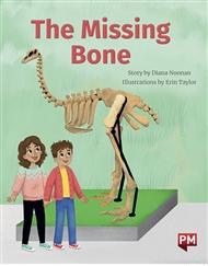 The Missing Bone - 9780170329095