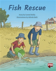 Fish Rescue - 9780170329187
