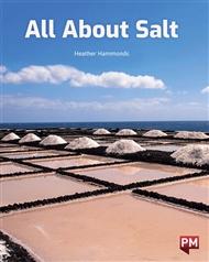 All About Salt - 9780170329224