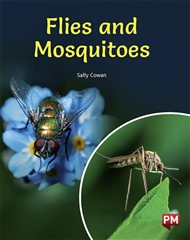Flies and Mosquitoes - 9780170329231