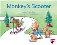 Monkey's Scooter - 9780170329583