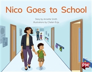 Nico Goes to School - 9780170329620