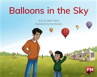 Balloons in the Sky - 9780170329651
