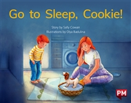 Go to Sleep, Cookie! - 9780170329699