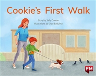Cookie's First Walk - 9780170329736