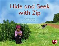 Hide and Seek with Zip - 9780170329750