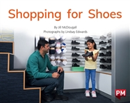 Shopping for Shoes - 9780170329767
