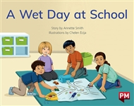 A Wet Day at School - 9780170329774