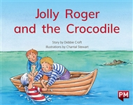Jolly Roger and the Crocodile - 9780170329873