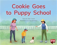 Cookie Goes to Puppy School - 9780170329880