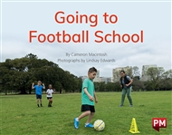 Going to Football School - 9780170329903