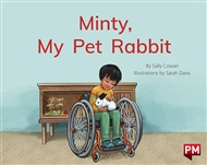 Minty, My Pet Rabbit - 9780170329965