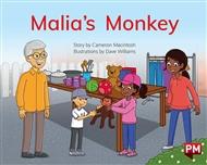 Malia's Monkey - 9780170330046