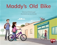 Maddy's Old Bike - 9780170330091