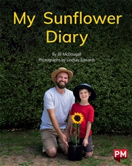The Sunflower Diary - 9780170330107