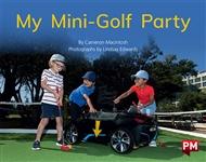My Mini-Golf Party - 9780170330152