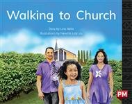 Walking to Church - 9780170330190