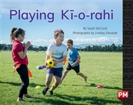 Playing Ki o Rahi - 9780170330312