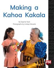 Making a Kahoa Kakala - 9780170330350