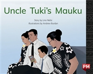 Uncle Tuki's Mauku - 9780170330374